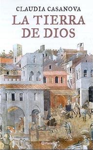 Claudia Casanova. Novela histórica. Narrativa. Autores. Best-seller.