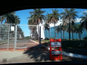 Brasilia en junio de 2013