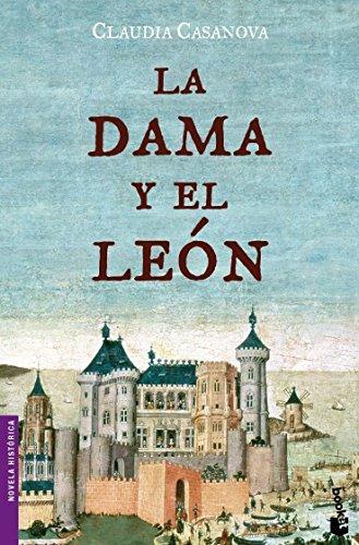 Claudia Casanova novela histórica La dama y el león La tierra de Dios ficción narrativa historia